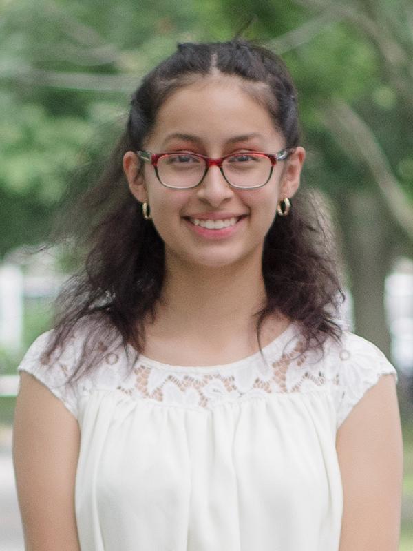 Kristen Santillan – Recipient of Hope Begins Here Scholarship